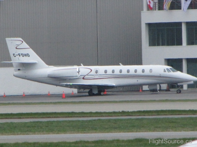 Omega Air Cessna Citation C-FDHD