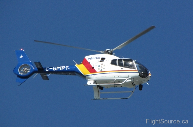 RCMP Air One Eurocopter C-GMPT
