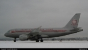 Air Canada with TCA retro livery C-FZUH
