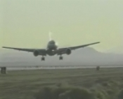 Boeing 777 and 747SP Crosswind Landing Tests