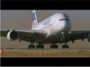 Airbus A380 tailstrike 2