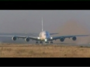 Airbus A380 tailstrike 1