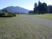 Gravel Strip at Sandpiper Golf Course