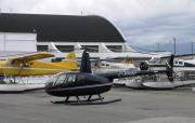 Harbour Air Robinson R44 C-FHAV